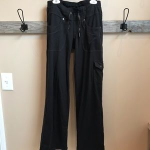 KUHL MOVA Relaxed Fit Black Pants